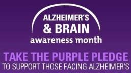 Alzheimers Pledge