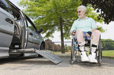 Financial Assistance for Seniors graphic